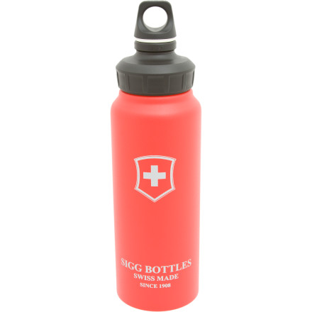 photo: SIGG Wide Mouth Water Bottle - 1.0L water bottle