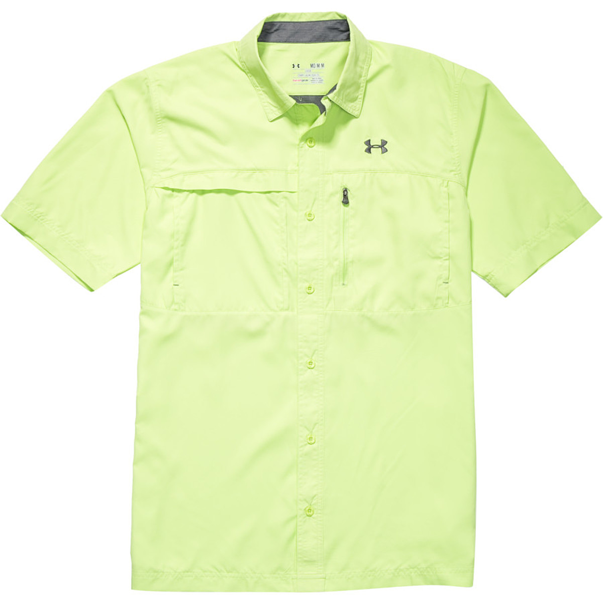 photo: Under Armour Flats Guide II Shortsleeve hiking shirt