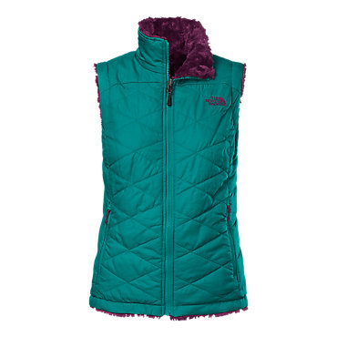 The North Face Mossbud Swirl Insulated Vest