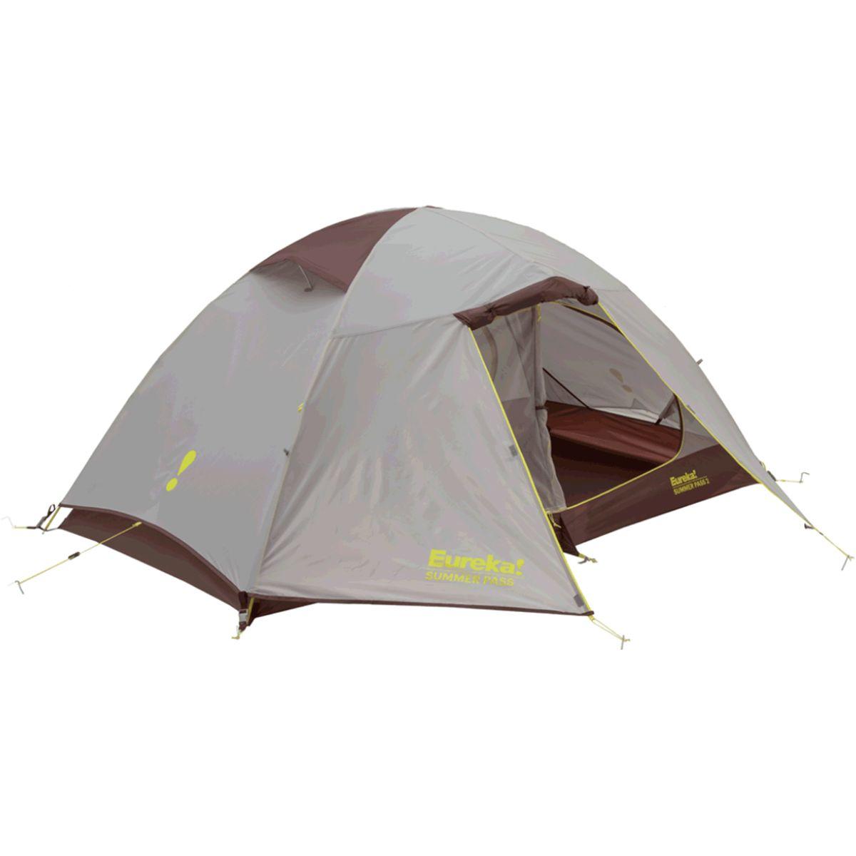 photo: Eureka! Summer Pass 3 three-season tent