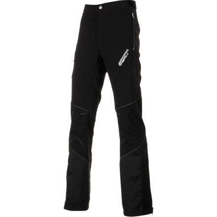 photo: Dynafit Broad Peak DST Pant soft shell pant