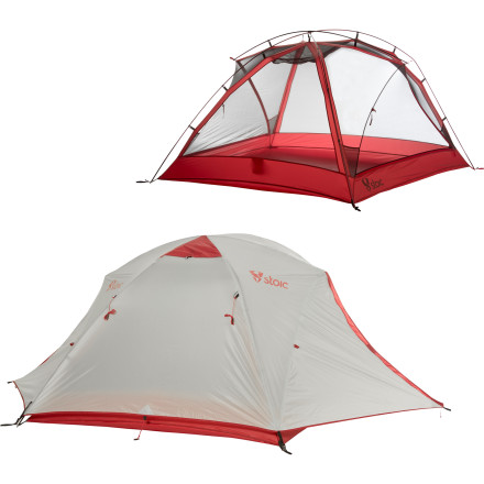 photo: Stoic Arx SL3 three-season tent