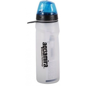 photo: Aquamira Frontier Sport Bottle water treatment product