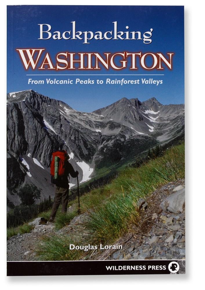 Wilderness Press Backpacking Washington