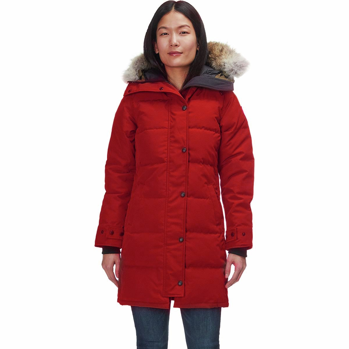 photo: Canada Goose Shelburne Parka down insulated jacket