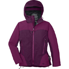 photo: Outdoor Research Enigma Jacket waterproof jacket