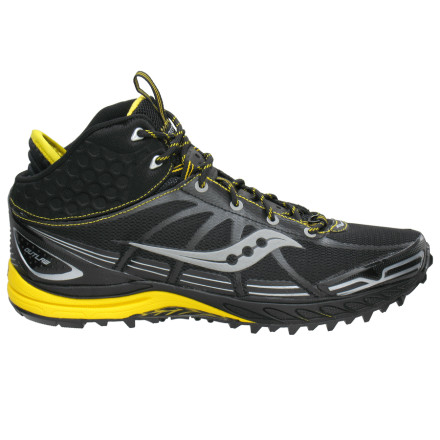 photo: Saucony ProGrid Outlaw trail running shoe