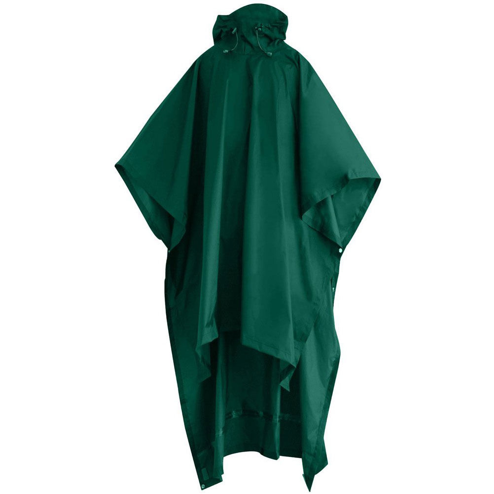 photo: Red Ledge Storm Backpacker Poncho waterproof jacket