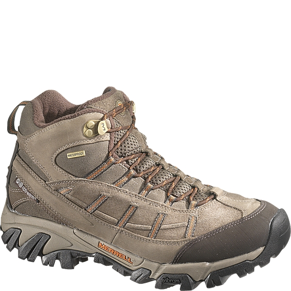 photo: Merrell Geomorph Blaze Mid Thermo Waterproof hiking boot