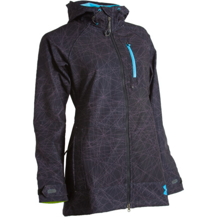 photo: Under Armour Viscosity Softshell II Jacket snowsport jacket