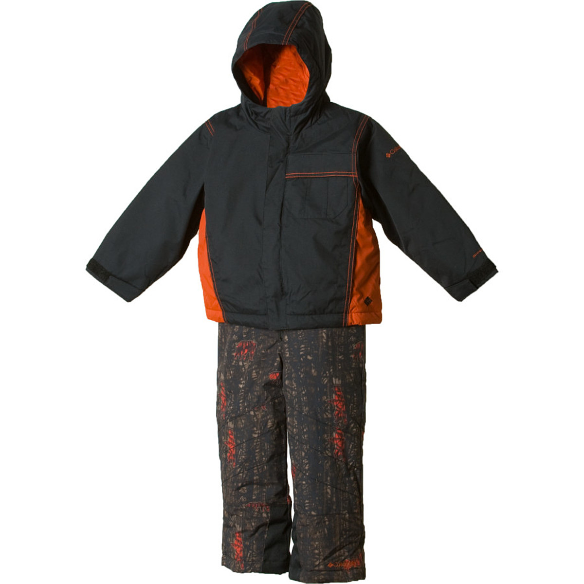 photo: Columbia Snow Go-Er Set kids' snowsuit/bunting