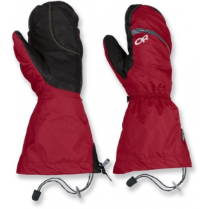 photo: Outdoor Research Alti Mitts insulated glove/mitten