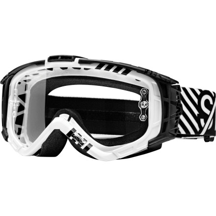 photo: Smith Intake Sweat-X MX goggle