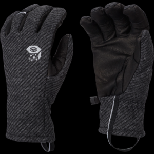 photo: Mountain Hardwear Women's Gravity Glove fleece glove/mitten