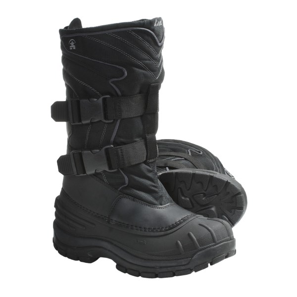 photo: Kamik Two-Strap Pac Boots winter boot