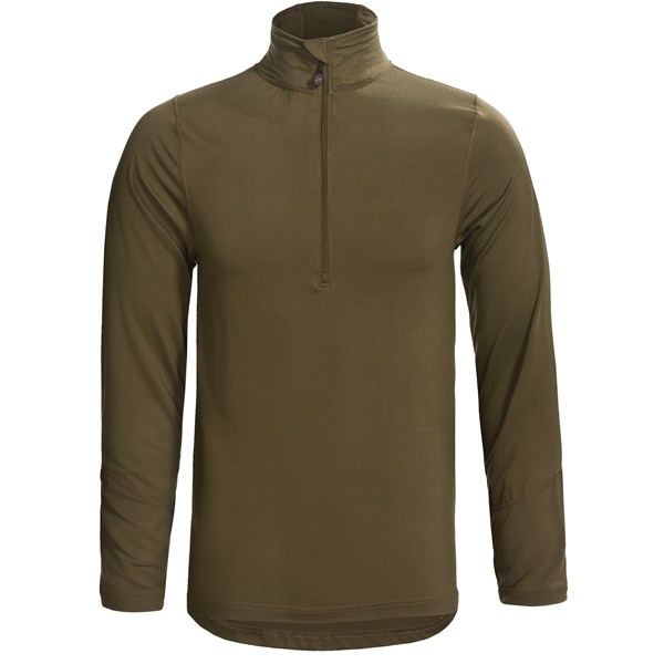 photo: Terramar Thermolator II Half Zip base layer top