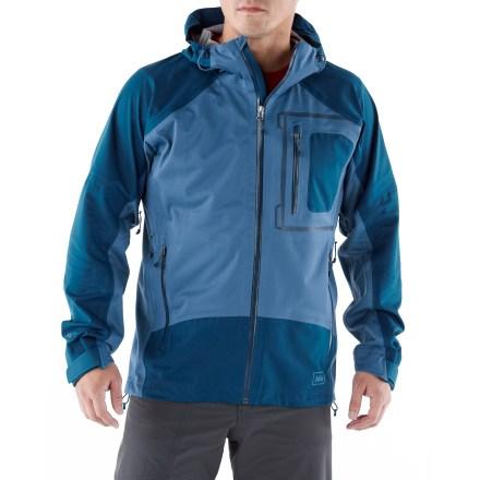 REI Rangeclimber eVent Rain Jacket