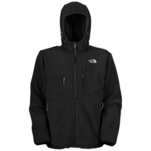 photo: The North Face Men's Denali Hoodie fleece jacket