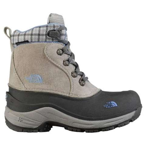 photo: The North Face Girls' Chilkats Lace winter boot