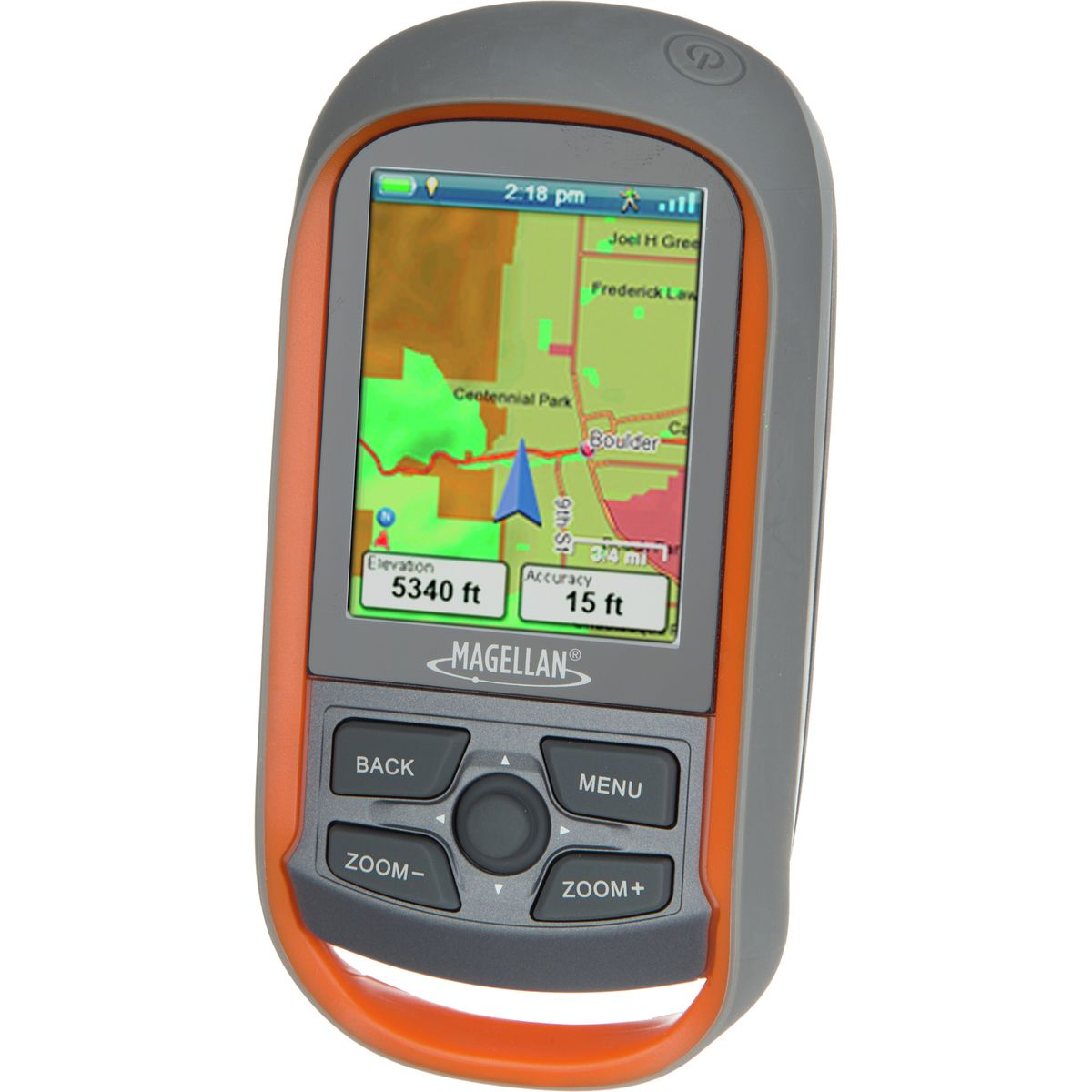 photo: Magellan eXplorist 310 handheld gps receiver