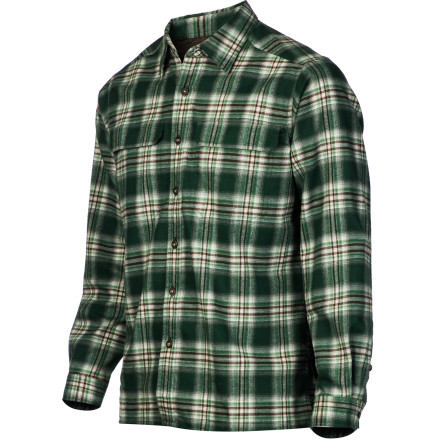 ExOfficio Trailing Off Macro Long-Sleeve Shirt