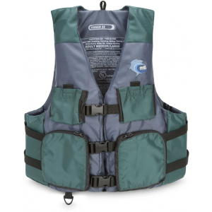 photo: MTI Fisher life jacket/pfd