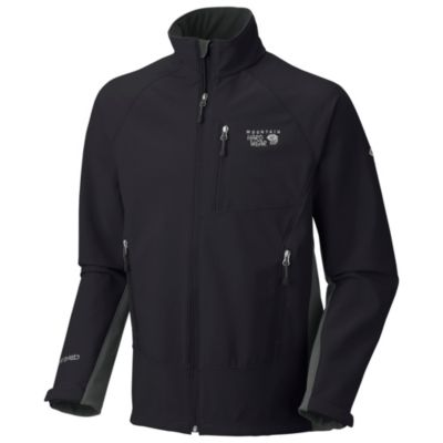 photo: Mountain Hardwear G50 Jacket soft shell jacket