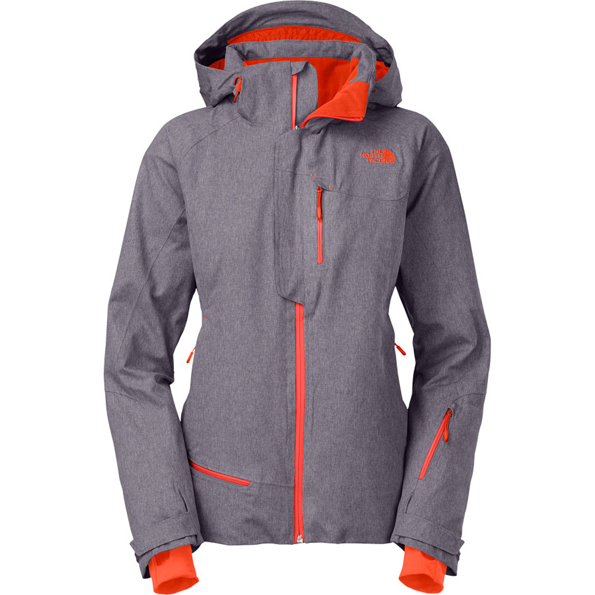photo: The North Face Women's Furano Novelty Jacket snowsport jacket
