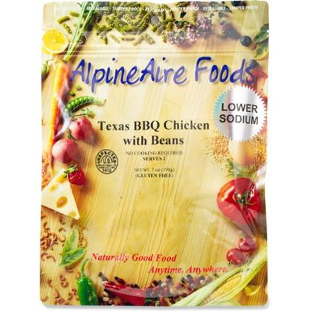 AlpineAire Foods Texas BBQ Chicken