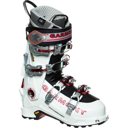 photo: Garmont Celeste alpine touring boot
