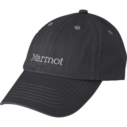 photo: Marmot Twill Cap cap