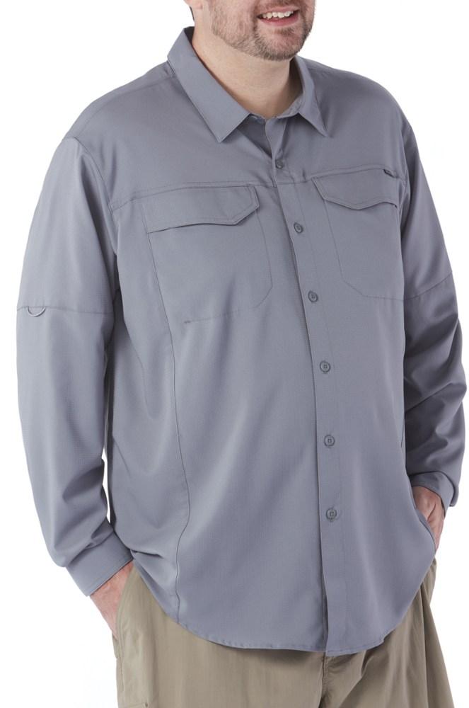 Columbia Silver Ridge Lite Long Sleeve Shirt