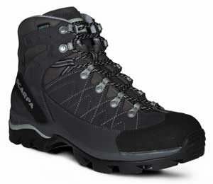 photo: Scarpa Bhutan GTX backpacking boot