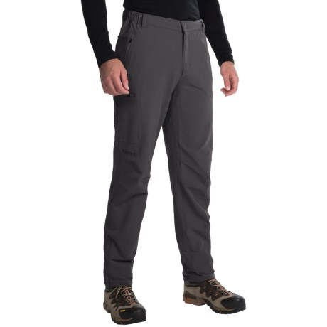 photo: Marmot Women's Tarn Pants soft shell pant