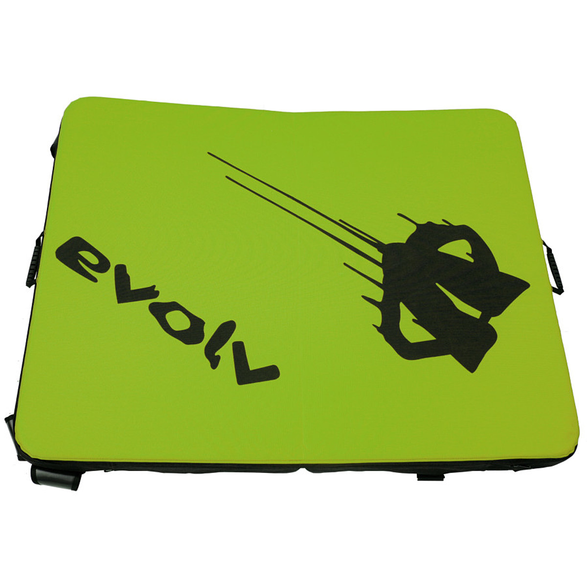 evolv Iceman Crash Pad