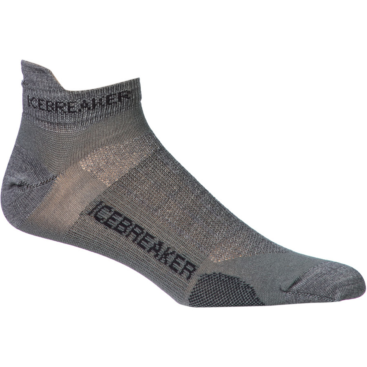 photo: Icebreaker Men's Run Ultralite Micro running sock