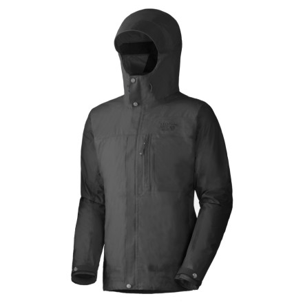 photo: Mountain Hardwear Men's Typhoon Jacket waterproof jacket