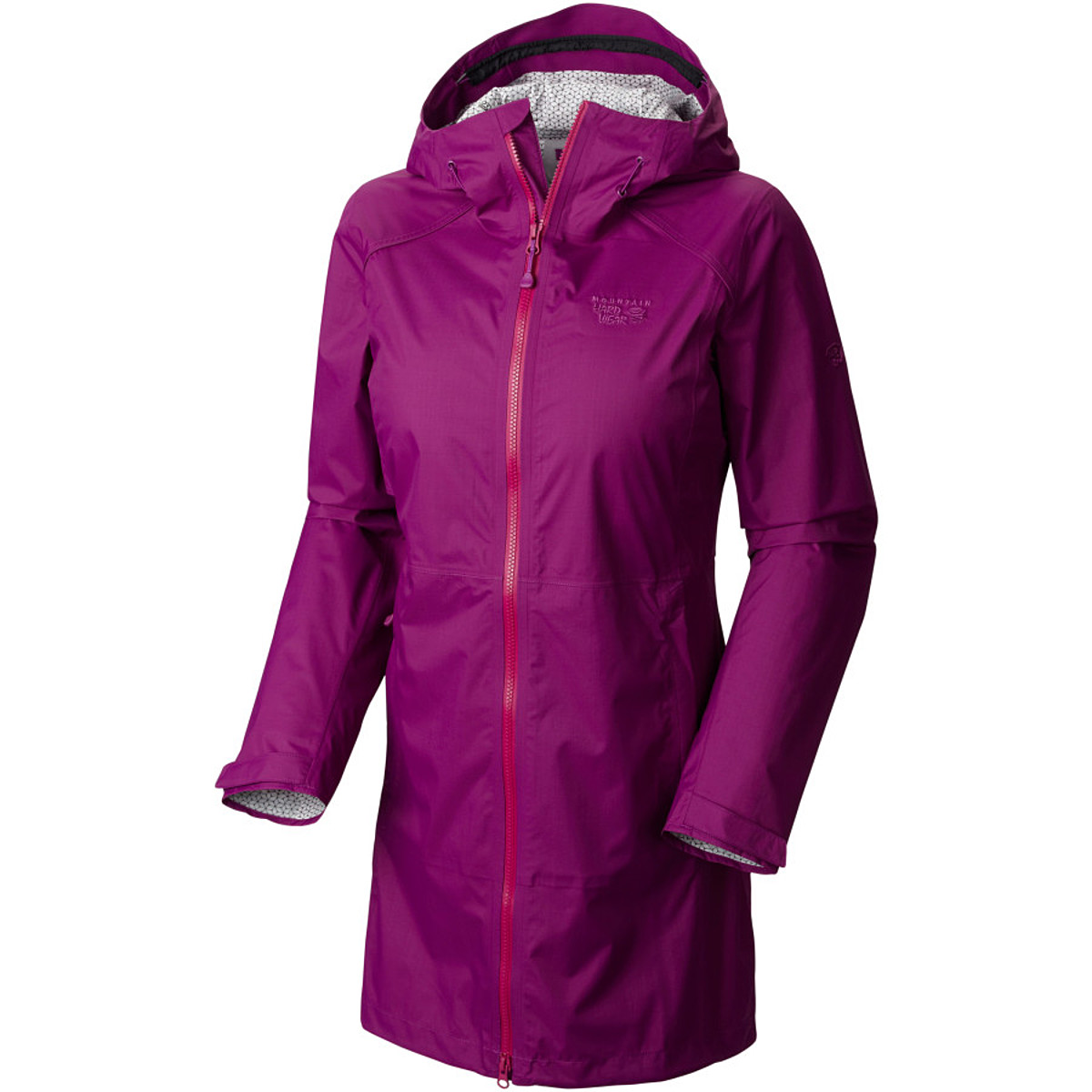 Mountain Hardwear Plasmic Trench Jacket