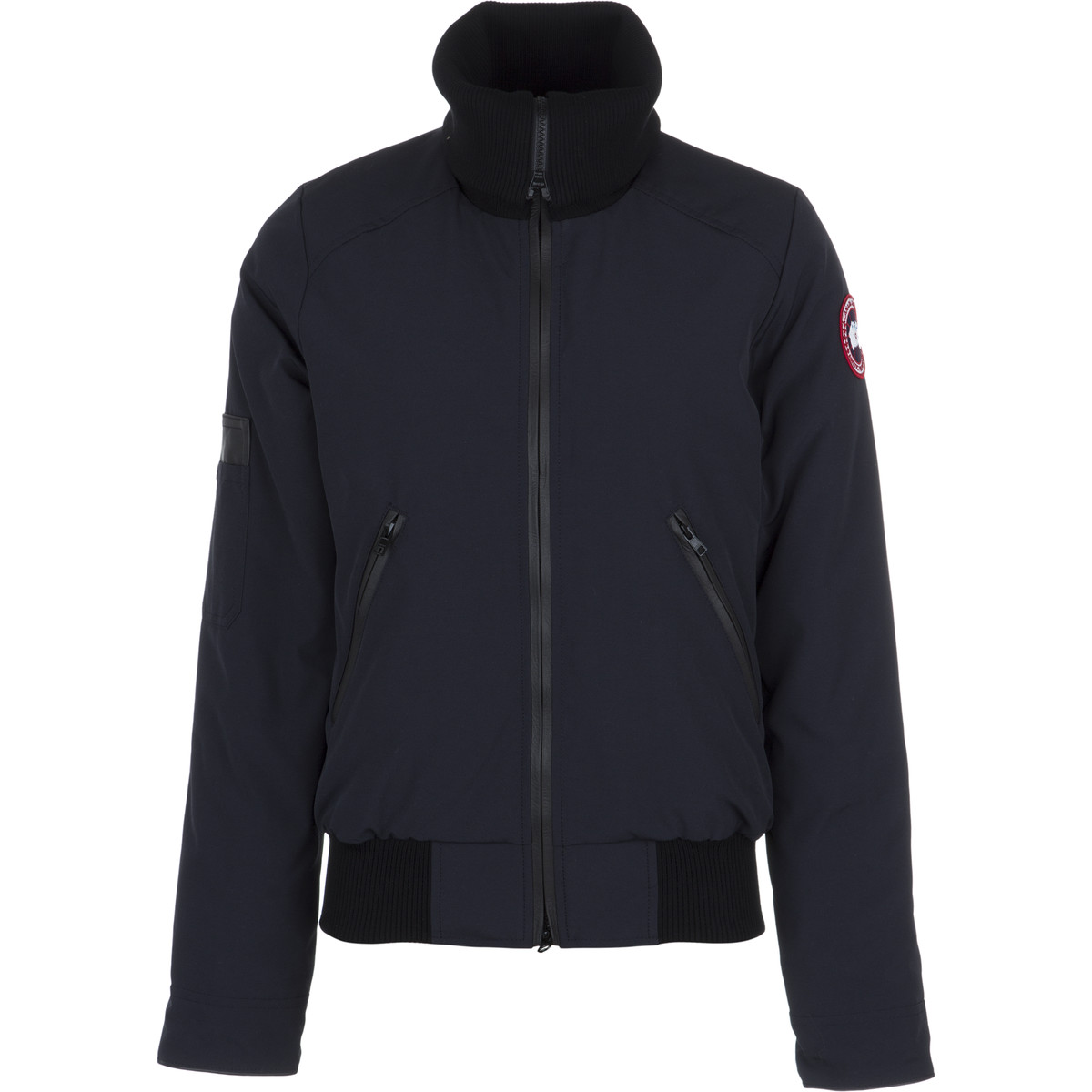 photo: Canada Goose Huron Bomber Jacket down insulated jacket