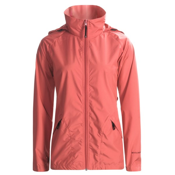 photo: Woolrich Spring Hill Packable Jacket wind shirt