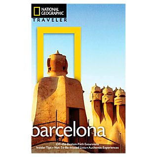 photo: National Geographic Traveler Barcelona international guidebook