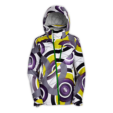 The North Face Interlude Print Jacket