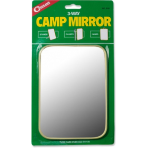 photo: Coghlan's 3 Way Camp Mirror hygiene supply/device