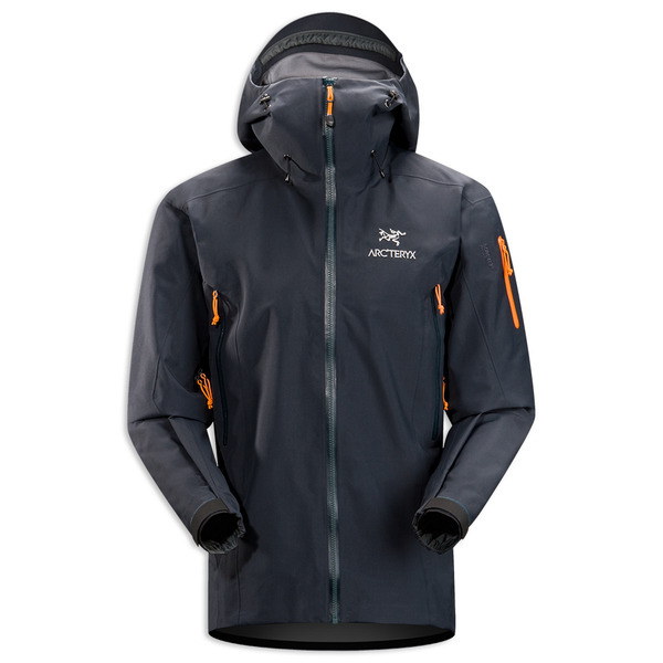photo: Arc'teryx Theta SV Jacket waterproof jacket