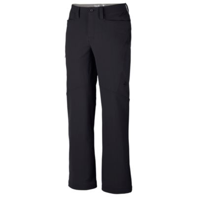 photo: Mountain Hardwear Men's Winter Wander Pant soft shell pant