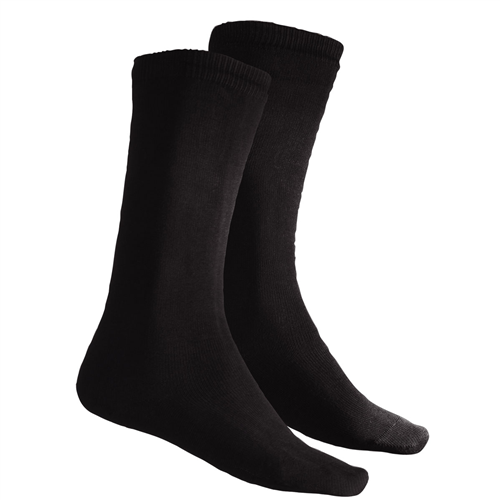photo: Terramar Silk/Nylon Mid-Calf Sock Liner liner sock