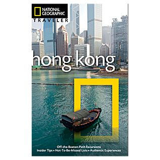 National Geographic Traveler Hong Kong