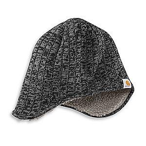photo: Carhartt Marled Ear-Flap Hat winter hat