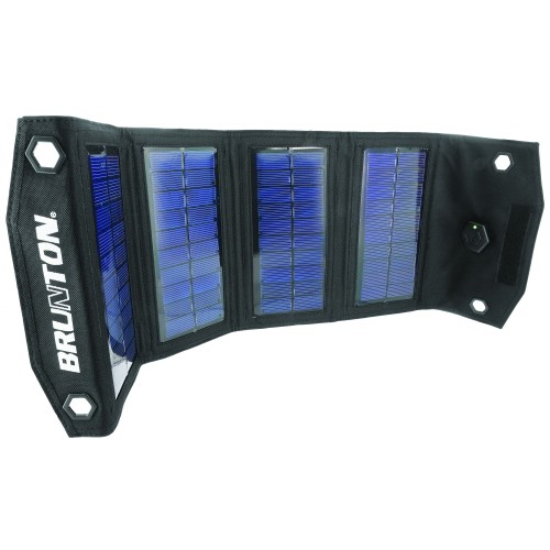 photo: Brunton Explorer solar panel