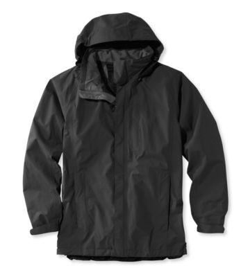 L.L.Bean Stowaway Jacket With Gore-Tex